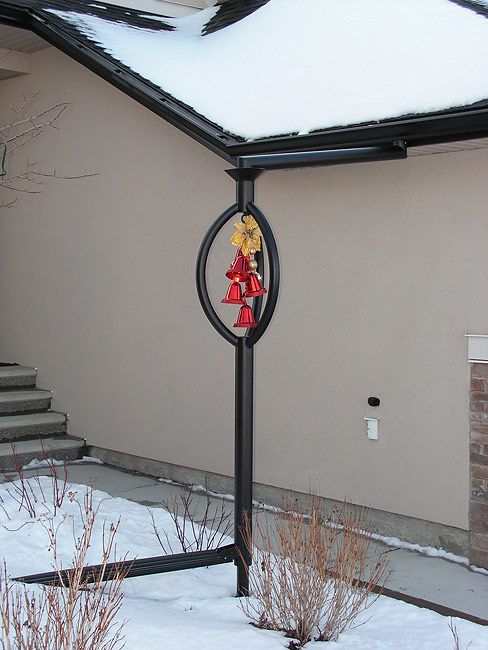 Downspout Diverter By Aurora Integrated Technologies